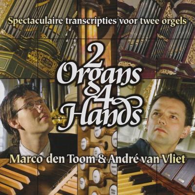 2 Organs / 4 Hands