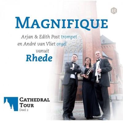 """""""Magnifique"""" orgel en trompet"""