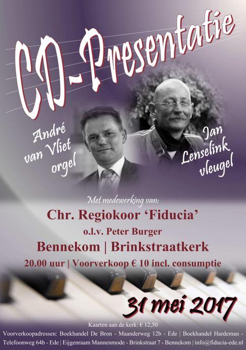 CD-presentatie Bennekom klein