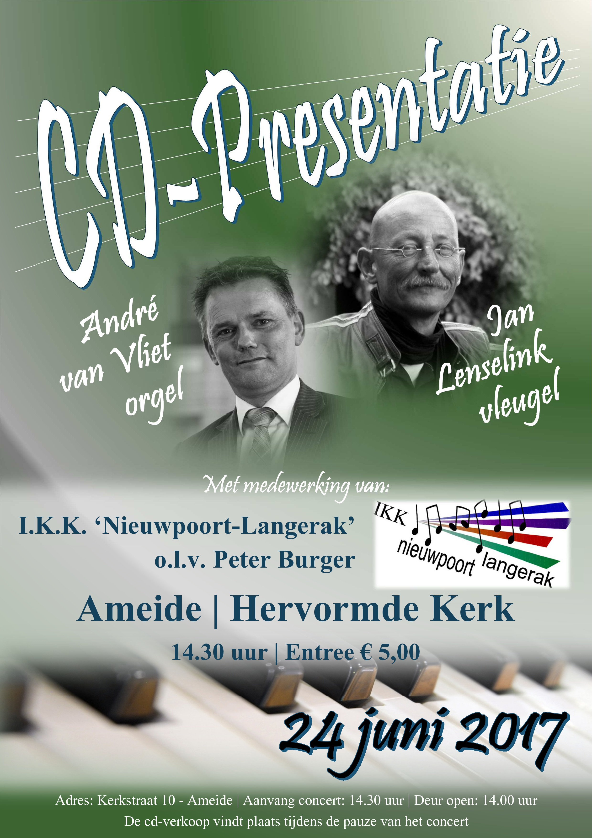 CD-presentatie Ameide